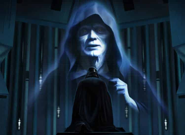 Darth Sidious estará en Star Wars: Episodio VII