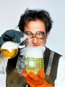 Robin Williams en Flubber