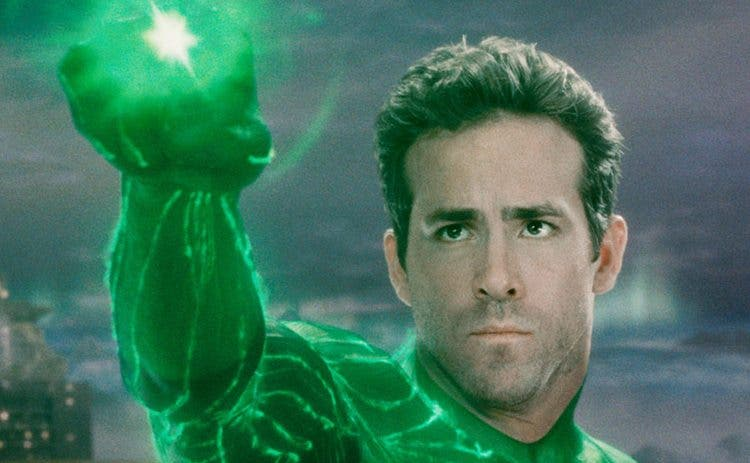 Ryan Reynolds es Green Lantern