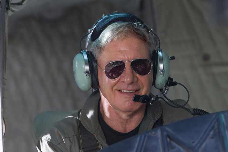 Harrison Ford en Los Mercenarios 3