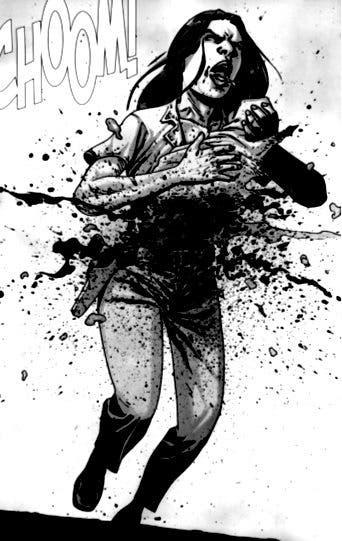 La muerte de Lori