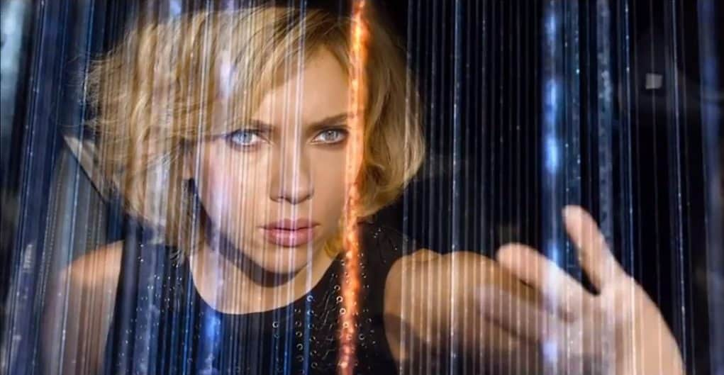 Lucy Scarlett Johansson - Box Office USA