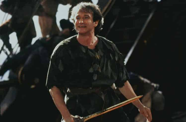 Robin Williams en Hook