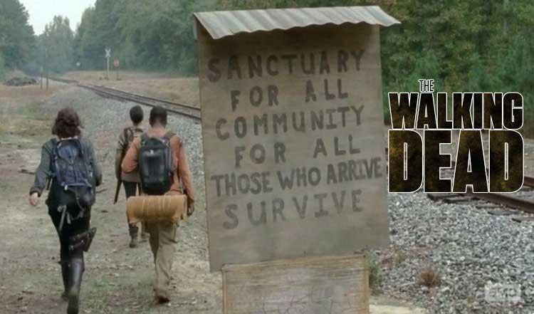 The Walking Dead es la serie de más éxito basada en un cómic.