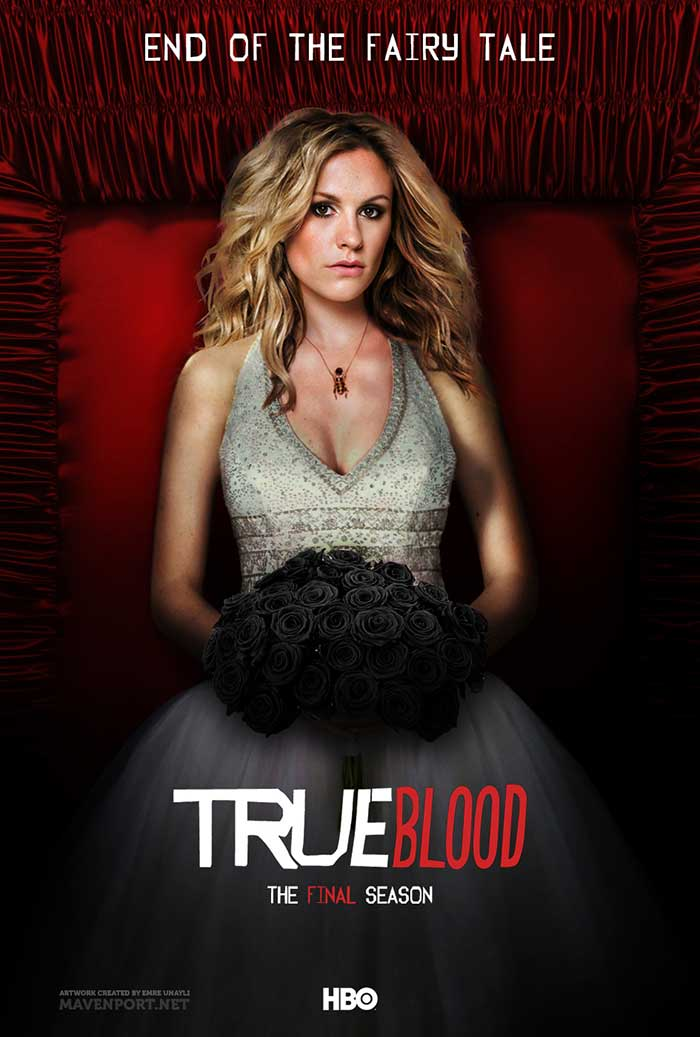 True Blood Season 7 última temporada