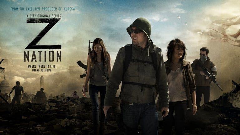 Banner de la serie Z Nation