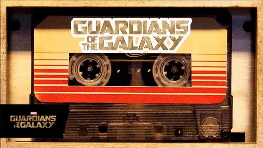 Guardianes de la Galaxia Awesome Mix Vol. 1