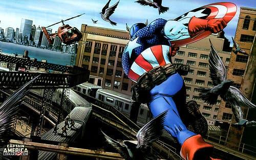 Imagen del cómic 'Otro tiempo'