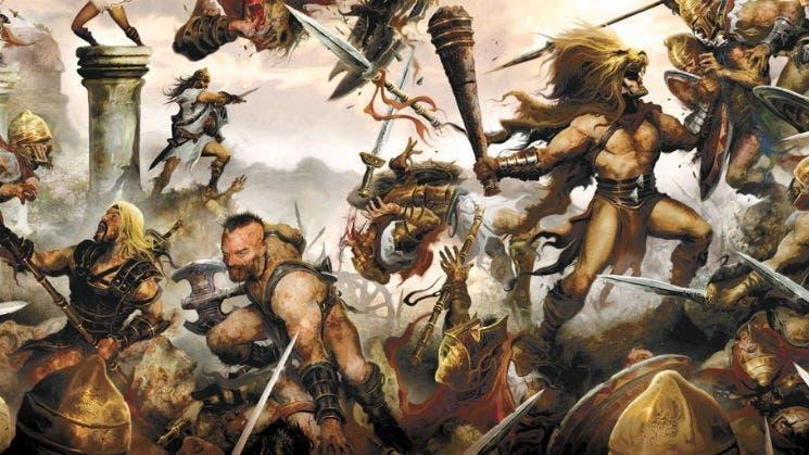 hercules thracian war
