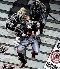 El Capitán América murió en 2007