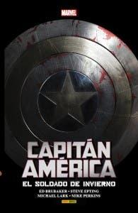 Portada del cómic 'Capitán América. El soldado de invierno'