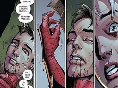La muerte de Peter Parker - Spier-man
