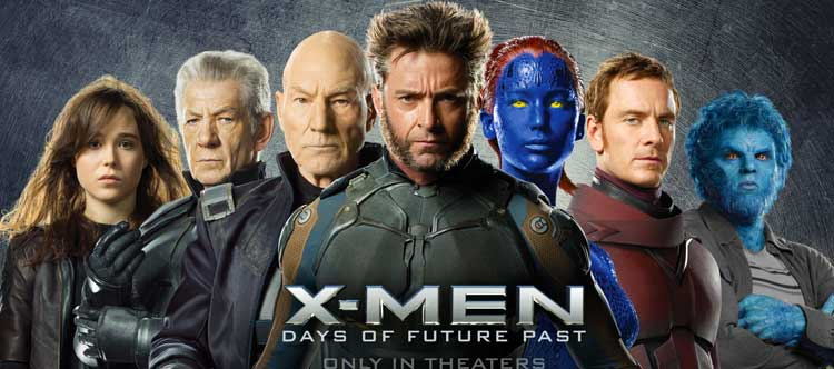 X-Men: Días del futuro pasado lideran el Box Office USA