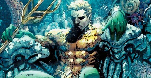 Aquaman Movie King of Atlantis