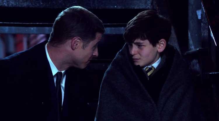 Crítica de la serie de tv Gotham: Brillante thriller policíaco