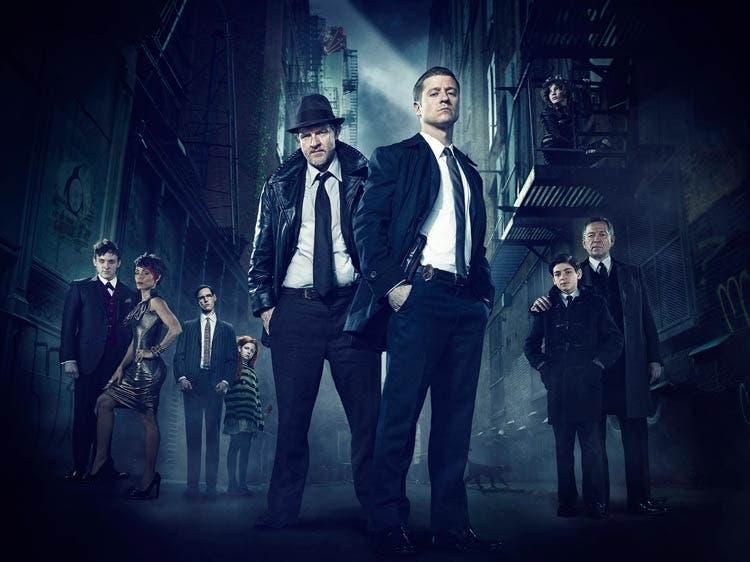 Gotham estreno en Canal + series el 23 de septiembre