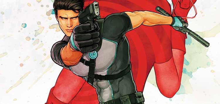 Grayson DC Comics