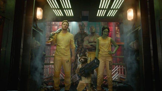 Foto de 'Guardianes de la galaxia'