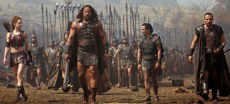 Hercules de Dwayne Johnson