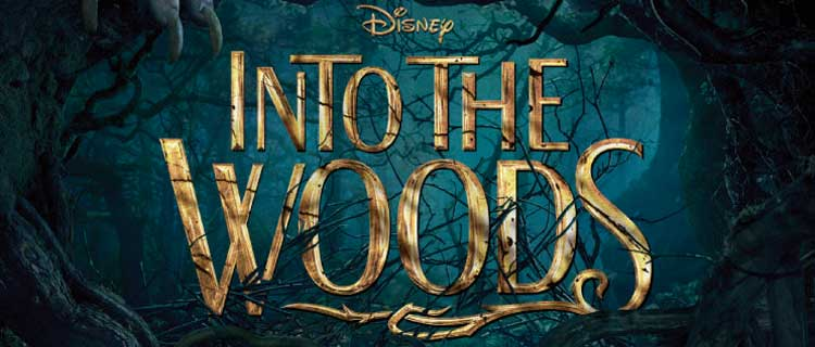 Into the woods Cinemascomics
