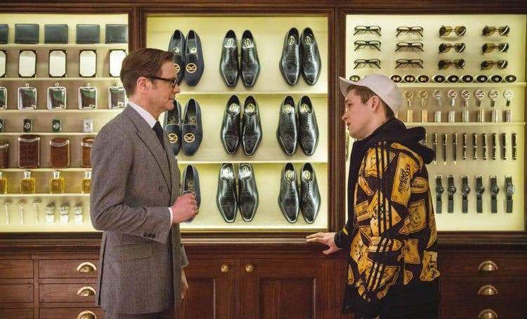 Kingsman servicio secreto (The secret Service)