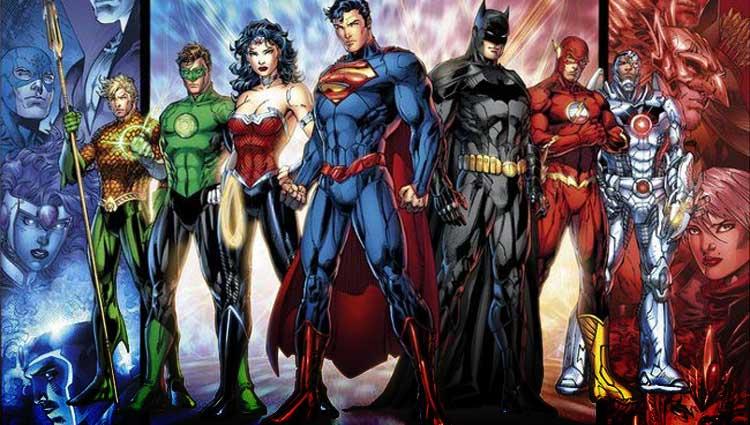 Machinima tendrá una serie de La Liga de la Justicia
