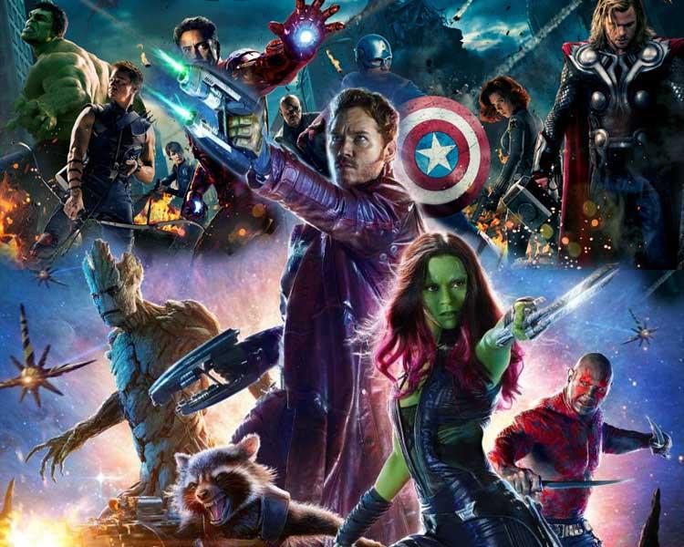 Los Guardianes de la Galaxia podrían aparecer en Los Vengadores 3
