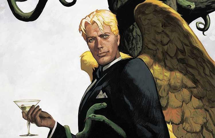 DC y FOX harán una nueva serie basada en un cómic: Lucifer