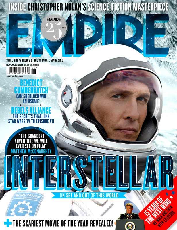 Portada EMPIRE Interstellar