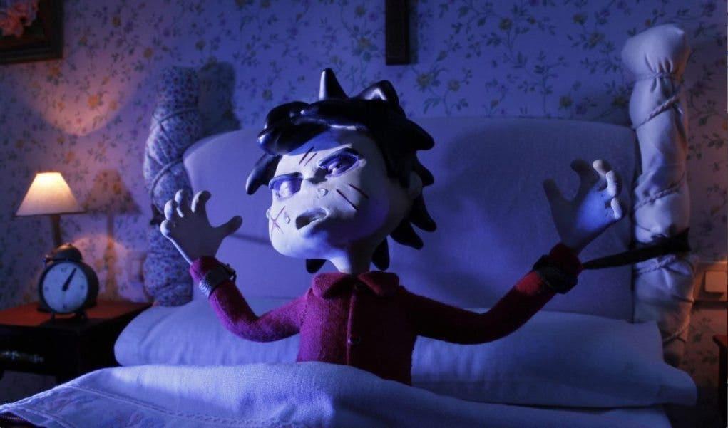 Fotograma del corto de animación Pos eso