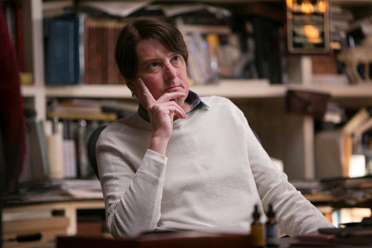 Imagen de Christopher Evan Welch en Silicon Valley