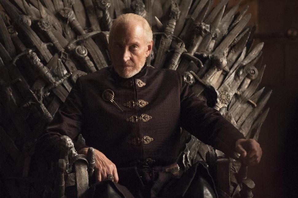 Tywin Lannister en Juego de Tronos