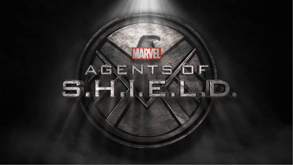 Logotipo de Marvel Agents of S.H.I.E.L.D.
