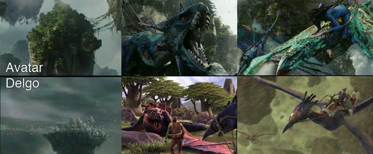 Avatar gana otro juicio por plagio