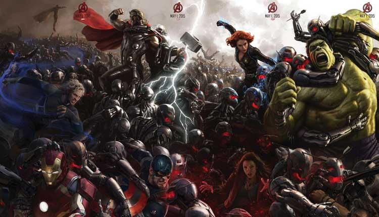 Sinopsis oficial de Los Vengadores: La era de Ultron