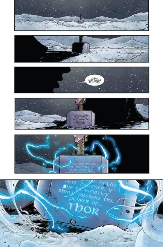 comic Thor 4