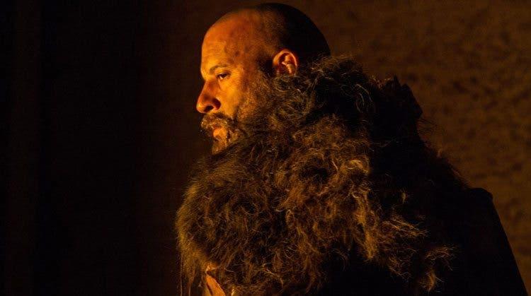 Primera imagen de Vin Diesel en la película The Last Witch Hunter