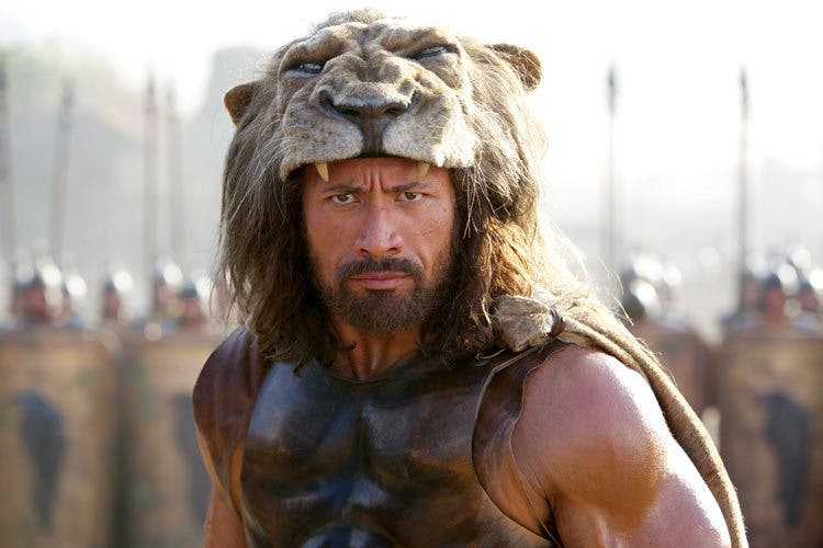 Hercules de Dwayne Johnson