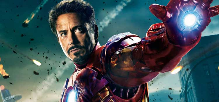 Robert Downey Jr. es Iron Man de Marvel Studios Capitán América: Civil War