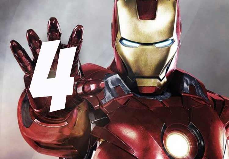 Robert Downey Jr. confirma que todavía no hay planes para Iron Man 4