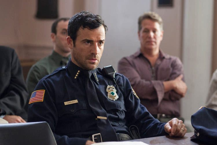 the leftovers con Justin Theroux