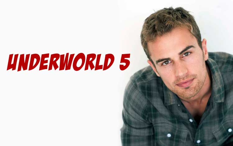 Theo James de Divergente a Underworld 5