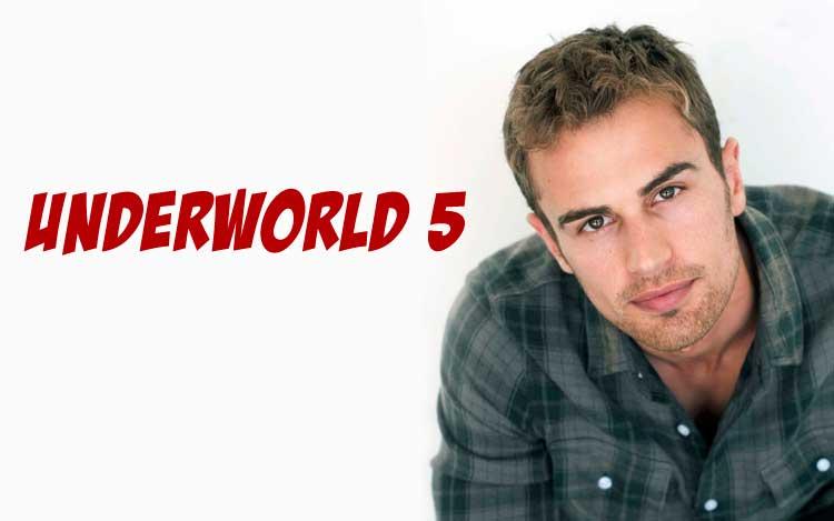 Theo James de Divergente a Underworld 5