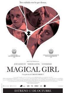 Cartel de la película 'Magical Girl'