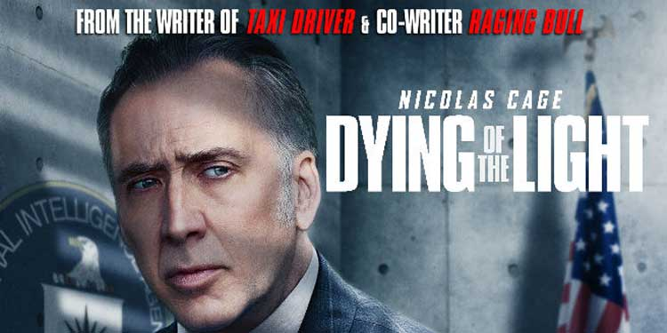 Dying of the Light: Nicolas Cage protesta contra su propia película