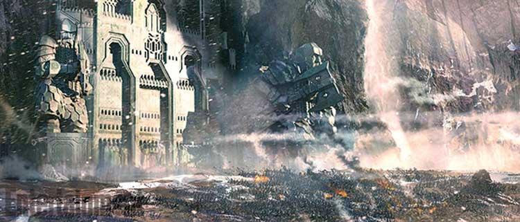 Épicas imágenes de l Hobbit: La batalla de los cinco ejércitos'
