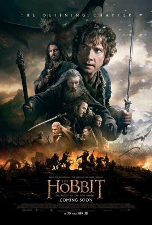 El hobbit la batalla de los 5 ejercitos