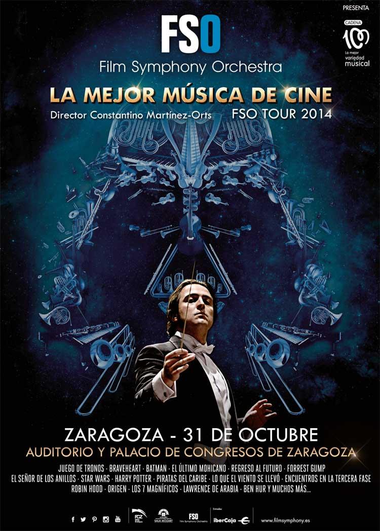 Film Symphony Orchestra en Zaragoza