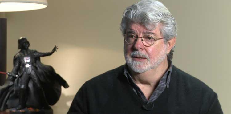 George Lucas dice que los estudios de cine arruinan Hollywood