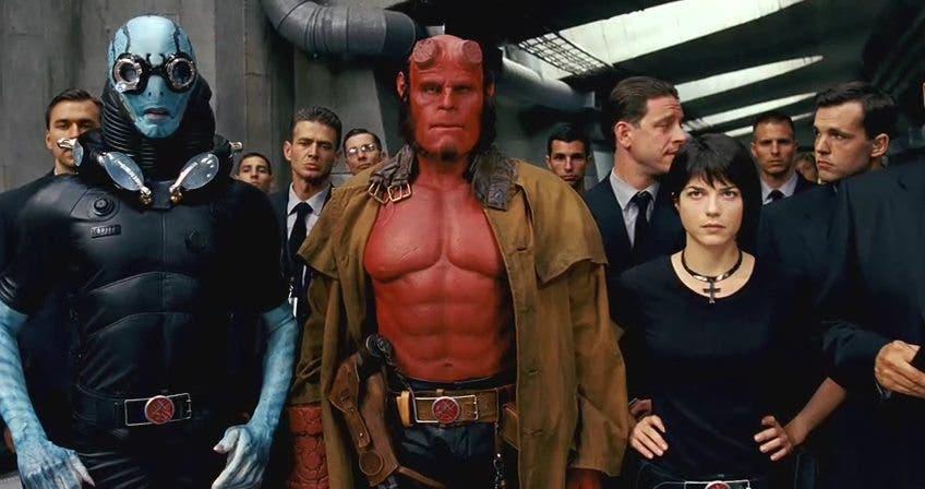 Fotograma de Hellboy: El ejército dorado